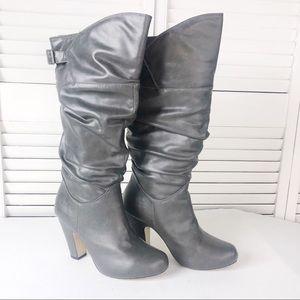 Madden Girl Sharlene slouch boots